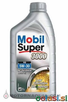 MOTORNO OLJE MOBIL SUPER 3000 XE 5W-30