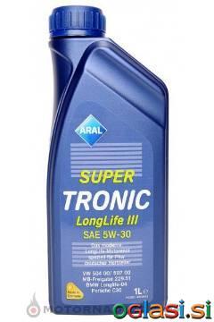MOTORNO OLJE ARAL SUPER TRONIC LONGLIFE III 5W-30