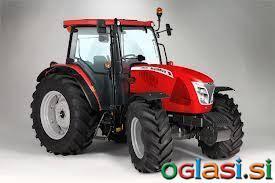 Traktor McCormick X5 Synchro Shuttle