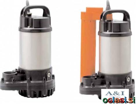 Črpalka čiste in odpadne vode TSURUMI