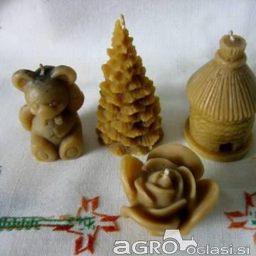Sveče iz čebeljega voska