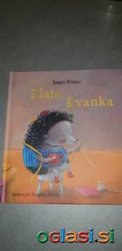 KNJIGA ZLATA ŠIVANKA, Avtor JANEZ BITENC