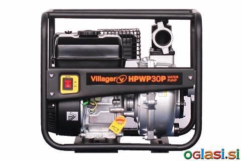 Motorna pretočna črpalka Villager HPWP 30 P