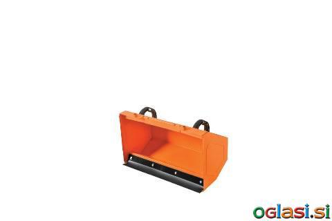 Priključek zbiralnik k pometaču za Villager VSS 60