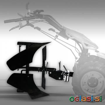 Priključek plug oralni dvosmerni za motokultivator Jansen MGT-420