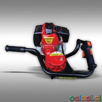 Bencinski vrtalnik za zemljo, Jansen EBG-100