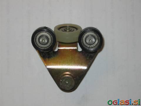kolesca, vodila drsnih vrat Jumper Boxer Ducato 94-
