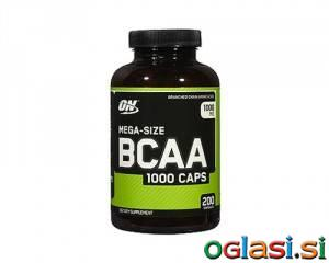 Optimum BCAA 1000 (200 kapsul)