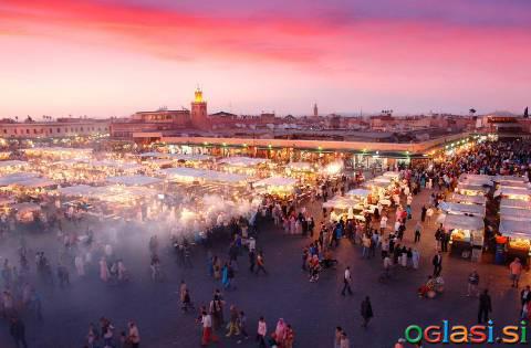 Maroko last minute