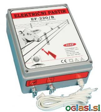 ELEKTRIČNI PASTIR OMREŽNI (230V/50Hz) - moči 7J ,pašni aparat