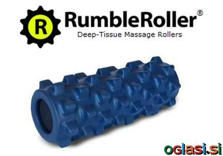 66fit in RumbleRoller masažni valji