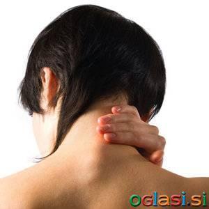 Bolečine v vratu