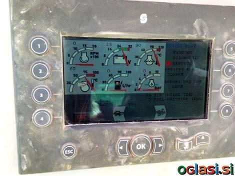 Mobilni udarni drobilec Terex Finlay I-1310 na gosenicah