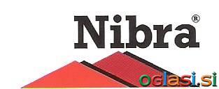 Nibra - sintrana opečna kritina