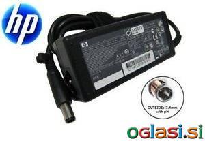 Polnilec za prenosnike HP novi tip - NOV,račun,garancija