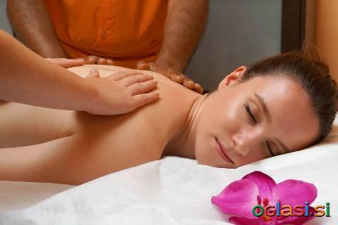 Masaža: Antistresna masaža 90 minut