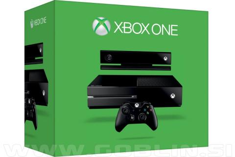 Xbox One 500GB + Max Curse of Brotherhood + Xbox Live Gold
