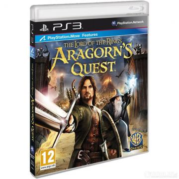 Rabljeno: The Lord Of The Rings - Aragorns Quest (Move Compatible) (PlayStation