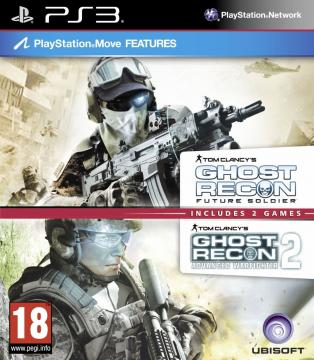 Rabljeno: Tom Clancys Splinter Cell: Ghost Recon - Future Soldier & Rabljeno: To