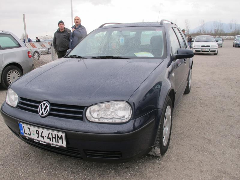 VW Golf 1.9 SDI (5 vr.)