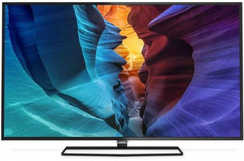 LED TV PHILIPS 55PUH6400 (Android, 4K, 700Hz)