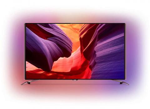 LED TV PHILIPS 65PUS8601 (1800 Hz, 4K)