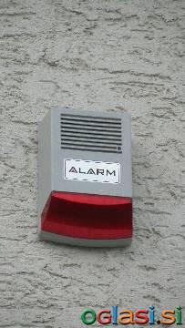 Elektroinštalacije , videonadzor , alarmni sistemi ...