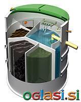 Biološka čistilna naprava AQUATEC