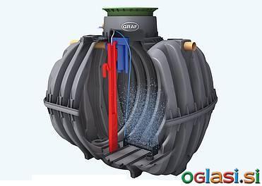 Biološka čistilna naprava GRAF One2clean
