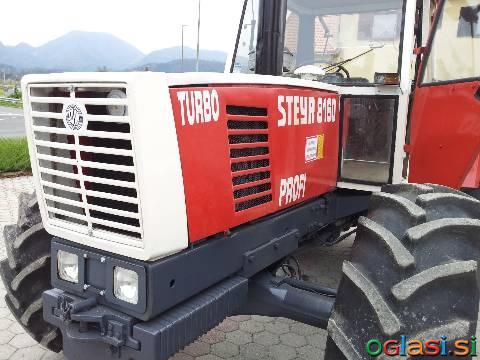 Steyr 8160-140 KS-37 KM/H