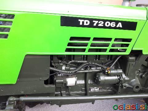 Deutz 7206 original nemški