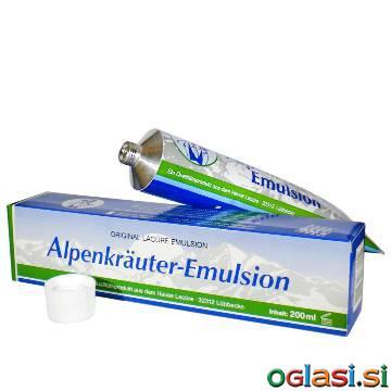 Alpska emulzija - Alpenkräuter Emulsion 200ml (C-3295)