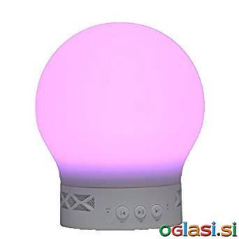 Magična LED luč Smart Lamp Bluetooth zvočnik