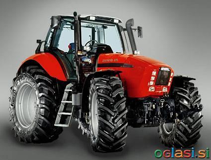 SAME deli za traktorje in storitev za traktorje