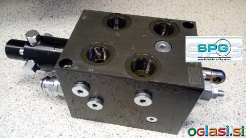 Regenerativni ventil za cepilec - SPG d.o.o.
