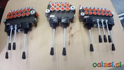 Hidravlični krmilni ventil z joystickom - SPG d.o.