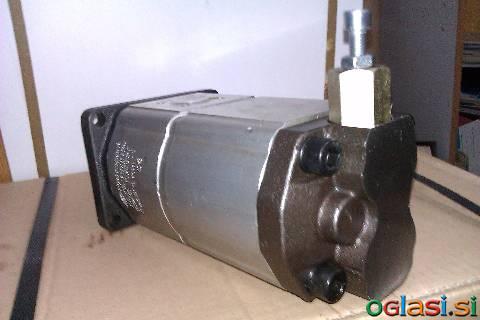 Dvostopenjska tandem High low črpalka - SPG d.o.o.