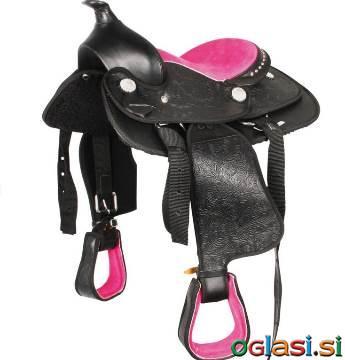 Sedlo Think Pink za ponije