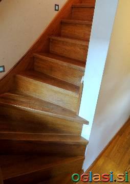 Stopnišče, stopnišča po meri.