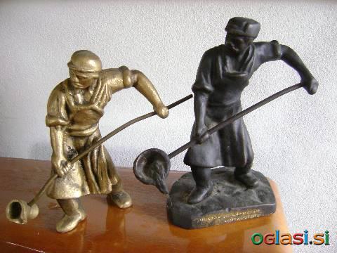 Bronasti kip LIVAR
