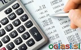 Računovodske storitve in pravno svetovanje - prva dva meseca brezplačno