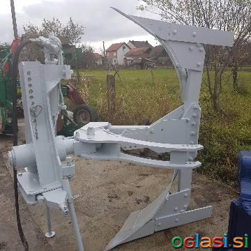 Plug rigoler - Robusni plugovi za oranje teških zapuštenih terena