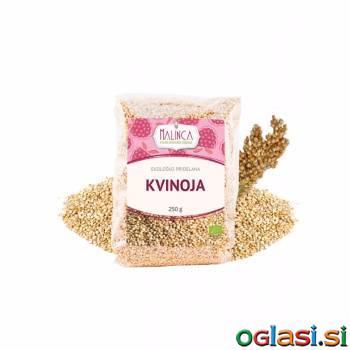 Kvinoja iz ekološke pridelave