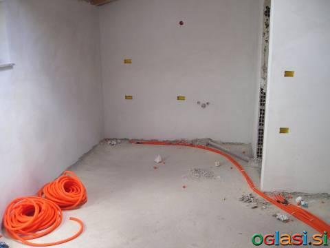 Elektro inštalacije, elektro servis, adaptacije obstoječih inštalacij
