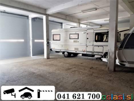 Oddam: LJ - Osrednjeslovenska - Dol pri Ljubljani, HRAMBA / ZIMOVANJE PLOVIL IN PRIKOLIC, garaža - parkirno mesto