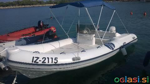 Rent a boat Ondina 565 + Mercury 100 hp
