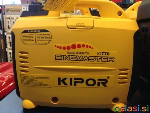 Bencinski generator KIPOR IG 770