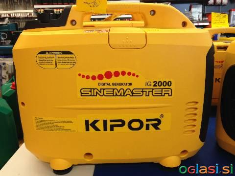 Bencinski generator KIPOR IG 2000