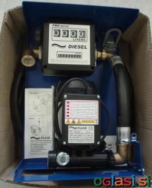 Črpalke goriva, za kmet.mehanizacijo