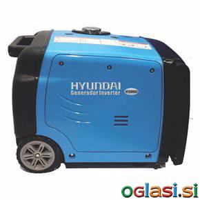 Agregat HYUNDAI POWER HY3200SEi 2,8 kW Inverter